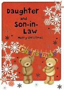 Daughter and Son in Law Christmas Card