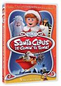 Santa Claus Is Coming to Town DVD