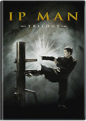 Ip Man Trilogy [New DVD]