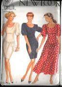 Drop Waist Dress Pattern