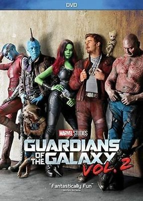 Guardians Of The Galaxy Vol 2 Dvd Chris Pratt Free Usa By Ups