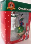 Bugs Bunny Christmas Ornament