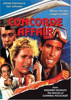 Concorde Affair [New DVD] Dubbed