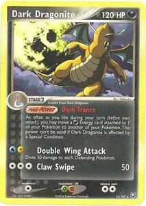 Dark Pokemon Cards   e...
