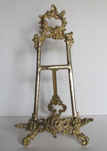 Brass Easel Ebay