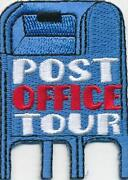 Post Office Patches