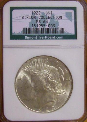 Binion Hoard Coins Us Ebay