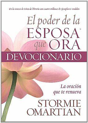 Usado, Poder de la esposa que ora, El: Oracion que te renueva - Power of a Praying Wife comprar usado  Enviando para Brazil