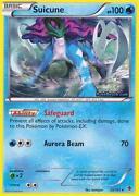 Suicune Pokemon Card