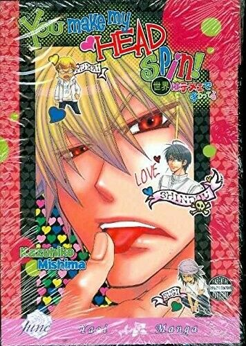 You Make My Head Spin (Yaoi) by Kazuhiko Mishima (2008, Paperback)