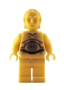 LEGO Star Wars Minifig C3PO NEW