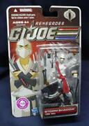 Gi Joe Renegades Storm Shadow