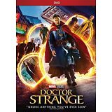 Doctor Strange (DVD, 2017) Marvel Studios - NEW & SEALED