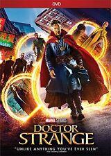 Doctor Strange (DVD, 2017) Marvel Studios - NEW & SEALED