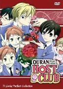 Ouran High School Host Club DVD