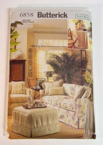 Sofa Slipcover Pattern Ebay
