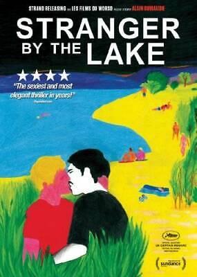 Stranger By The Lake - DVD By Pierre Deladonchamps,Christophe Paou - VERY GOOD
