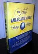 Ambassador Stamp Album