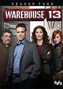 Warehouse 13 DVD