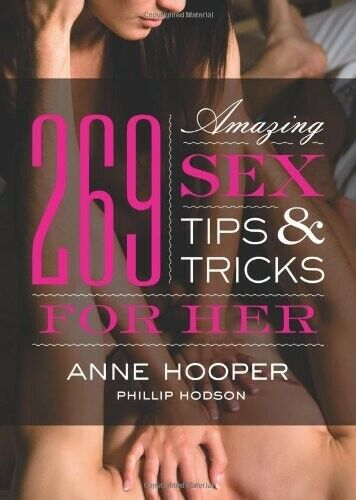 269 Amazing Sex Tips and Tricks for Men Digital Book in English P.D.F