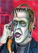 Munsters Cards