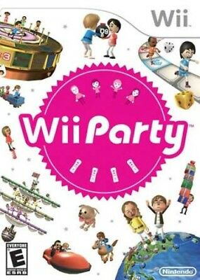 Wii Party Wii Game