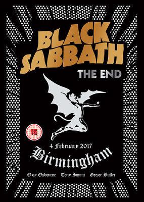 The End: Birmingham - 4 February 2017 [New DVD] NTSC Region 0, UK - Import