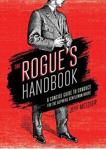 Rogue's Handbook-Jeff Metzger-Great condition