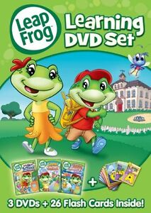 Looking for french educational kids DVD