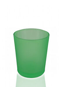12-Pk-Green-Glass-Tealight-Candle-Holders-Function-Event-Party-or-Wedding-Table