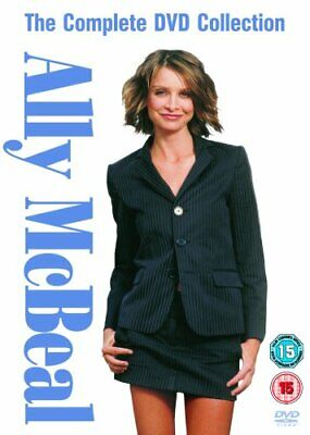 Ally McBeal - The Complete DVD Collection [DVD][Region 2]