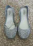 Glitter Jelly Shoes