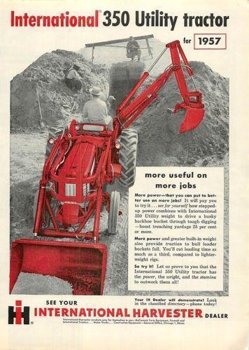 Steering Gear Box >> International Utility Tractor | eBay