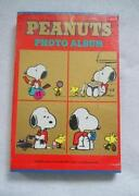 Snoopy Photo Album