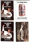Wayne Gretzky Vintage Sports Schedules