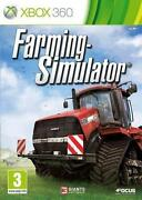Xbox 360 Simulator Games