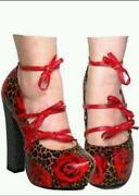 Pin Up Rockabilly Shoes