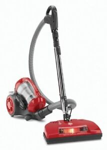 Dirt Devil Power Reach 12 Amp Cyclonic Bagless Canister Vacuum