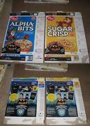 Batman Cereal Box