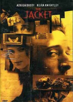 The Jacket [New DVD] Ac-3/Dolby Digital, Dolby, Dubbed, Subtitled, Widescreen