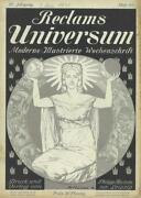 Reclams Universum