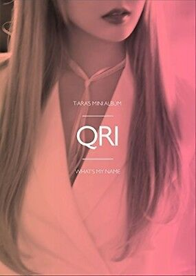 T Ara   Whats My Name    Qri Version  New Cd  Asia   Import