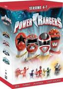 Power Rangers Turbo DVD