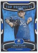 2012 Bowman Platinum Top Prospects