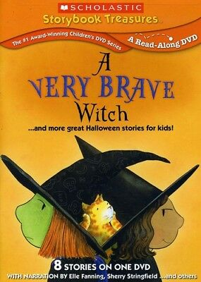 Witch Stories For Halloween (A Very Brave Witch...And More Great Halloween Stories for Kids! [New)
