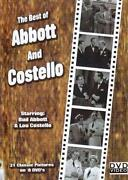 Abbott and Costello DVD