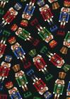 Nutcracker Fabric