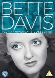 Two Bette Davis boxsets