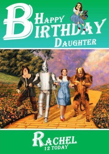 Wizard Of Oz Cards Ebay