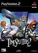 TimeSplitters PS2